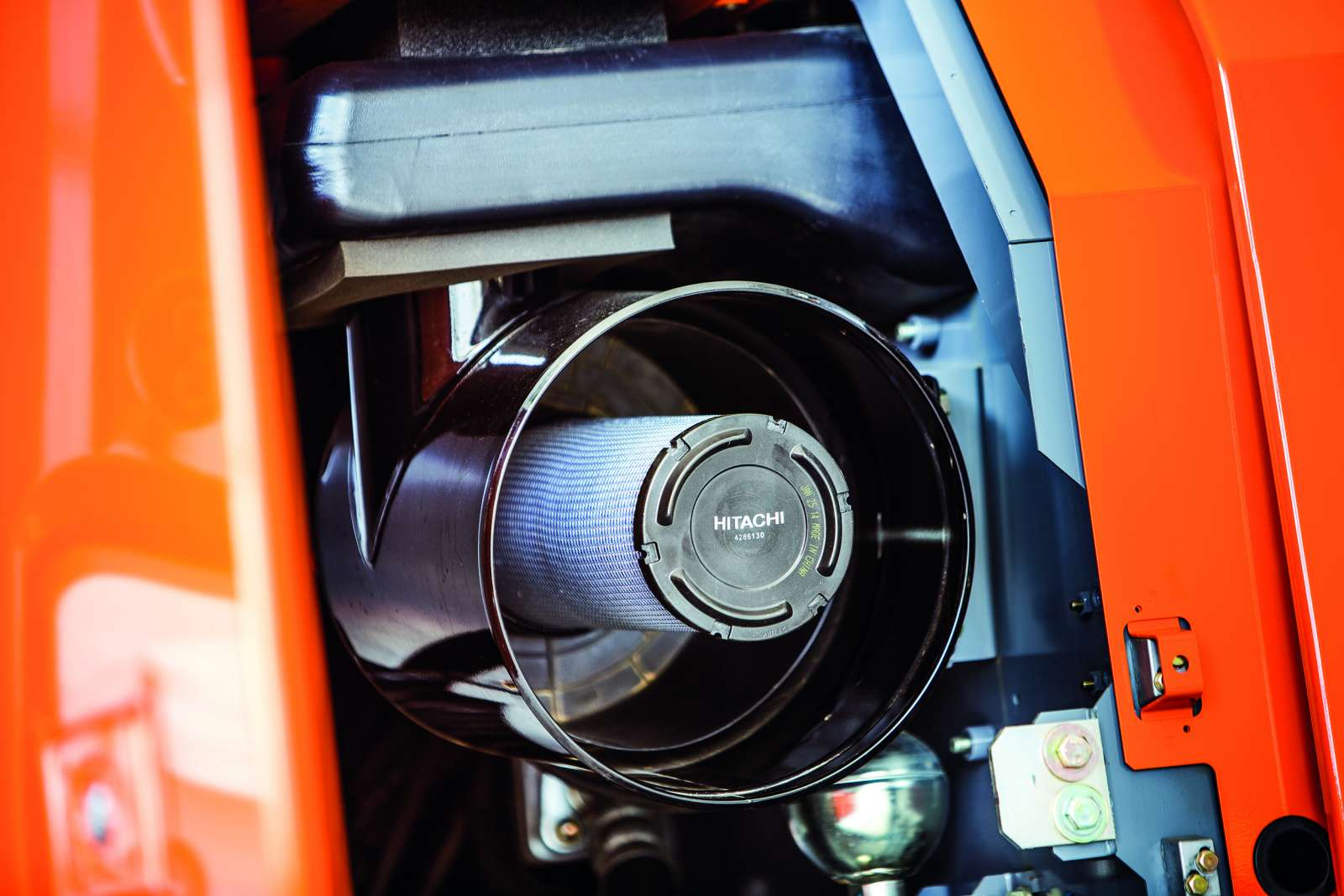 Hitachi varuosad Rotator